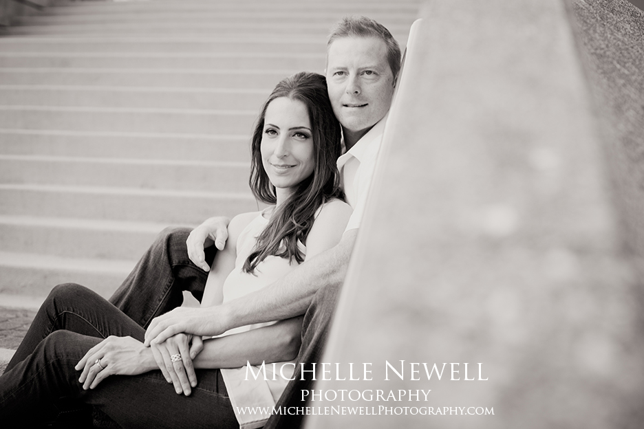 Kirkland Engagement Photography by Michelle Newell