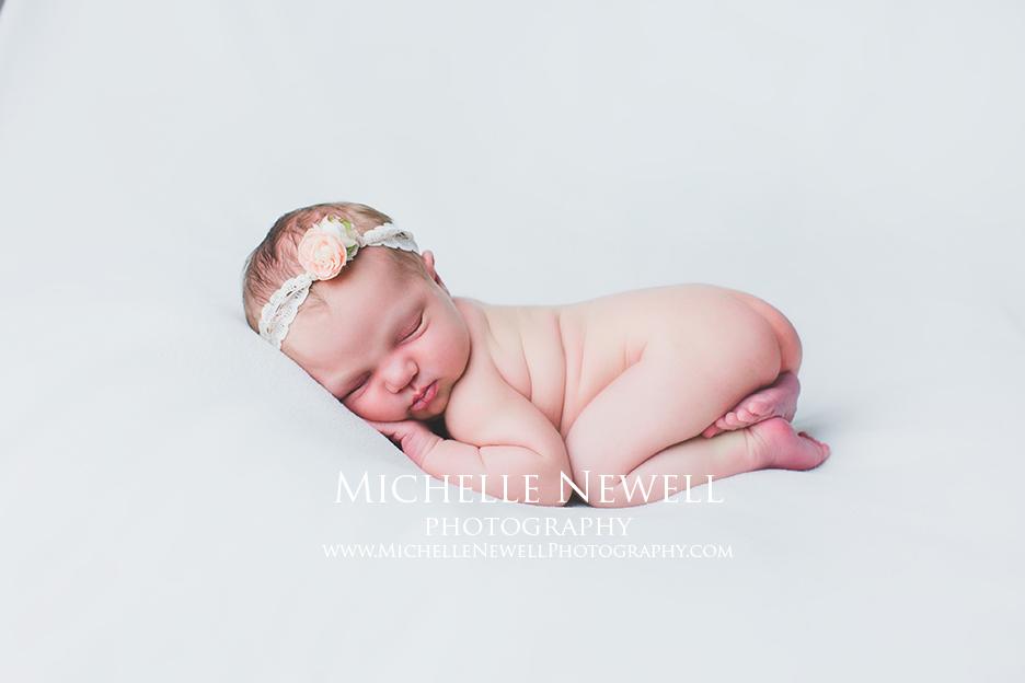 Kirkland WA Newborn Photography by Michelle Newell