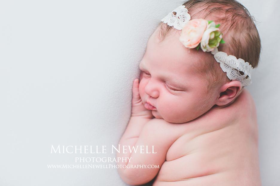 Snohomish WA Newborn Photography by Michelle Newell
