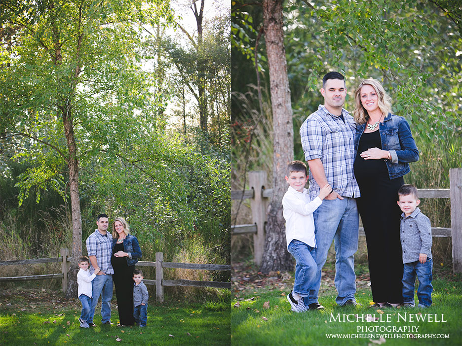 Family Portraits by Michelle Newell Photography
