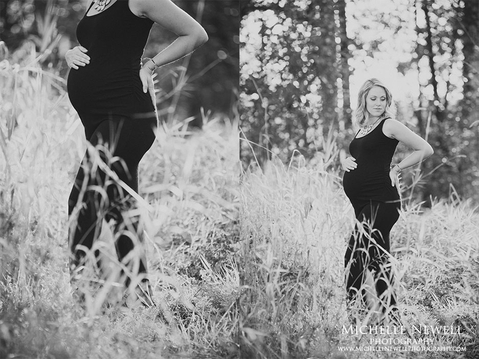 Maternity Portraits by Michelle Newell Photography