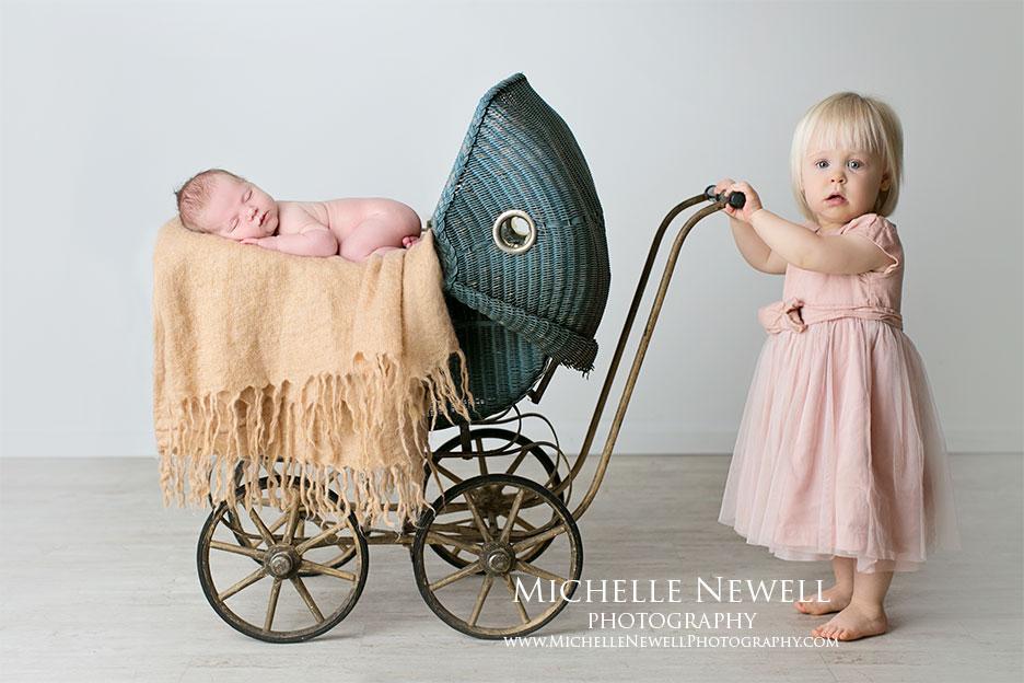 Pacific Northwest Newborn Photographer