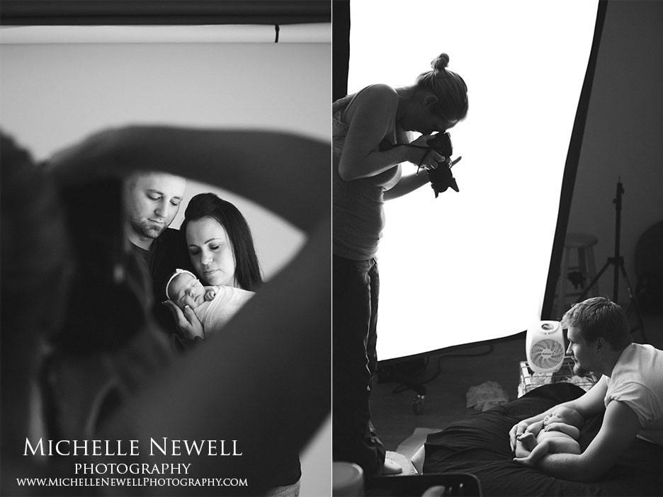 Newborn Photography Workshop by Michelle Newell