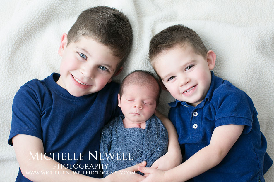Newborn Photographer of the Pacific Northwest by Michelle Newell