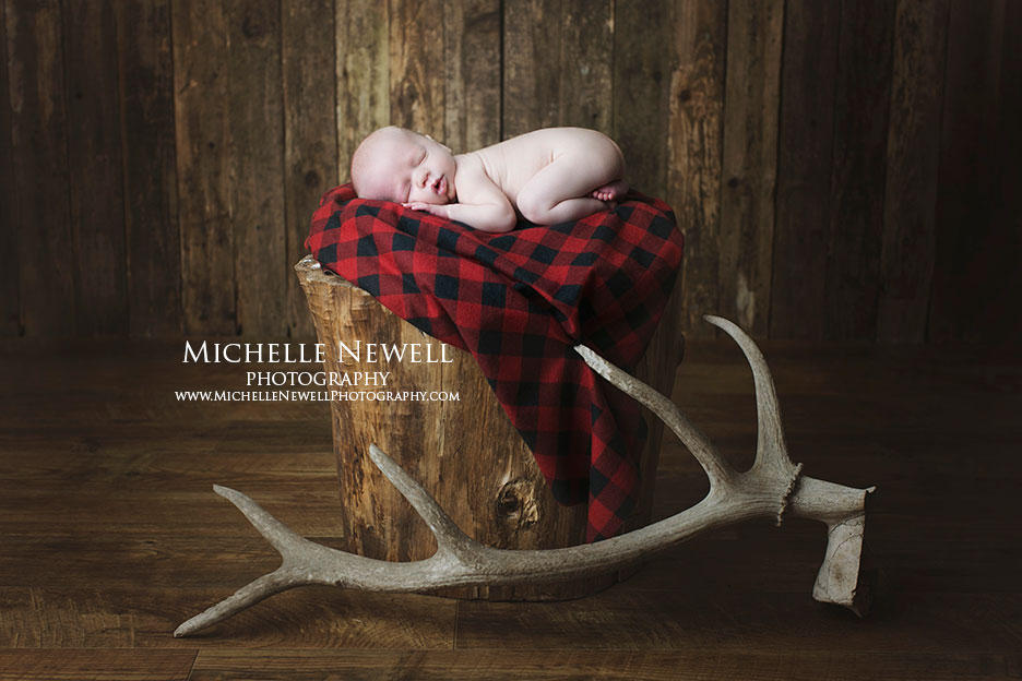 Daddy's Little Hunter by Michelle Newell Photographry