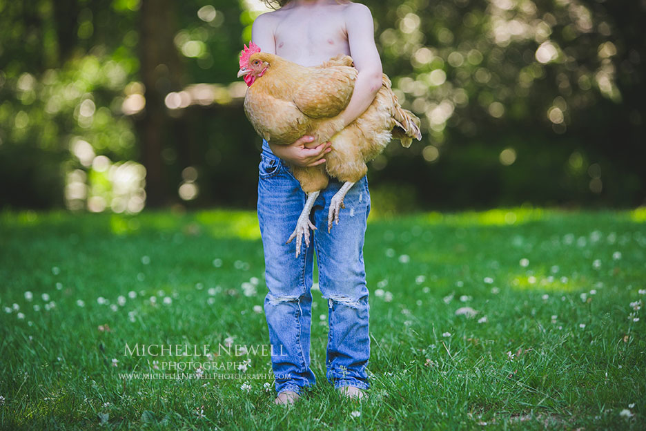Outdoor Portraits by Michelle Newell Photography