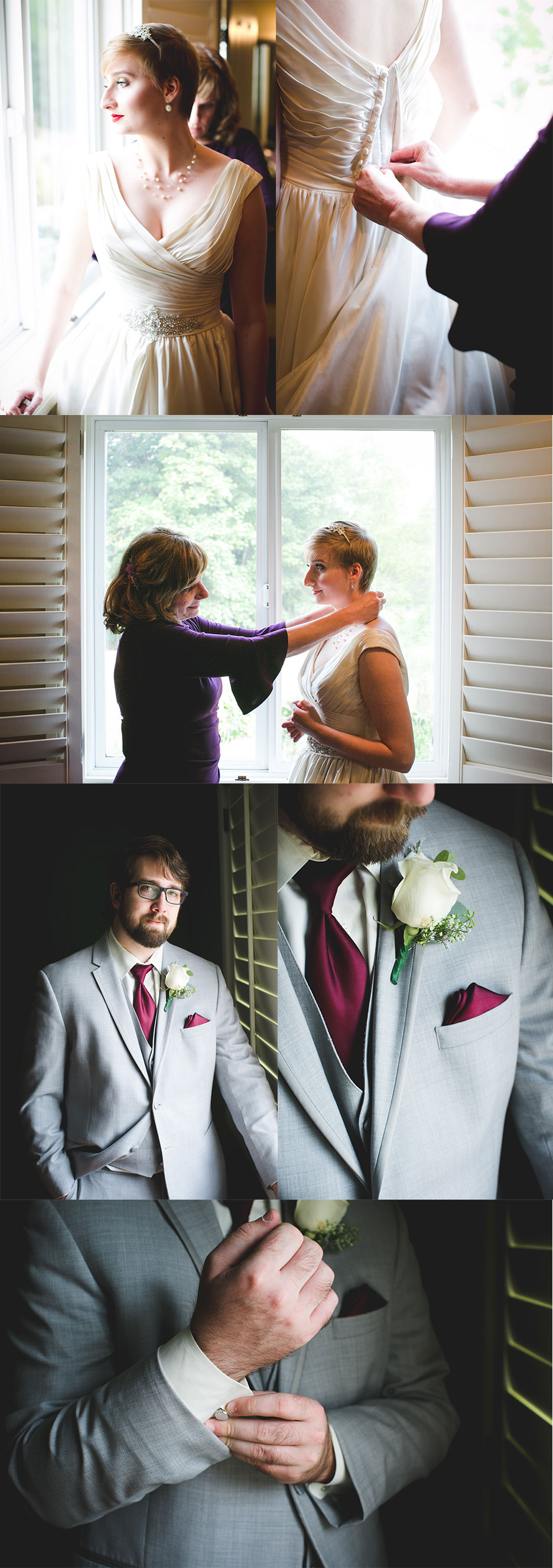 Pacific Northwest Wedding by Michelle Newell