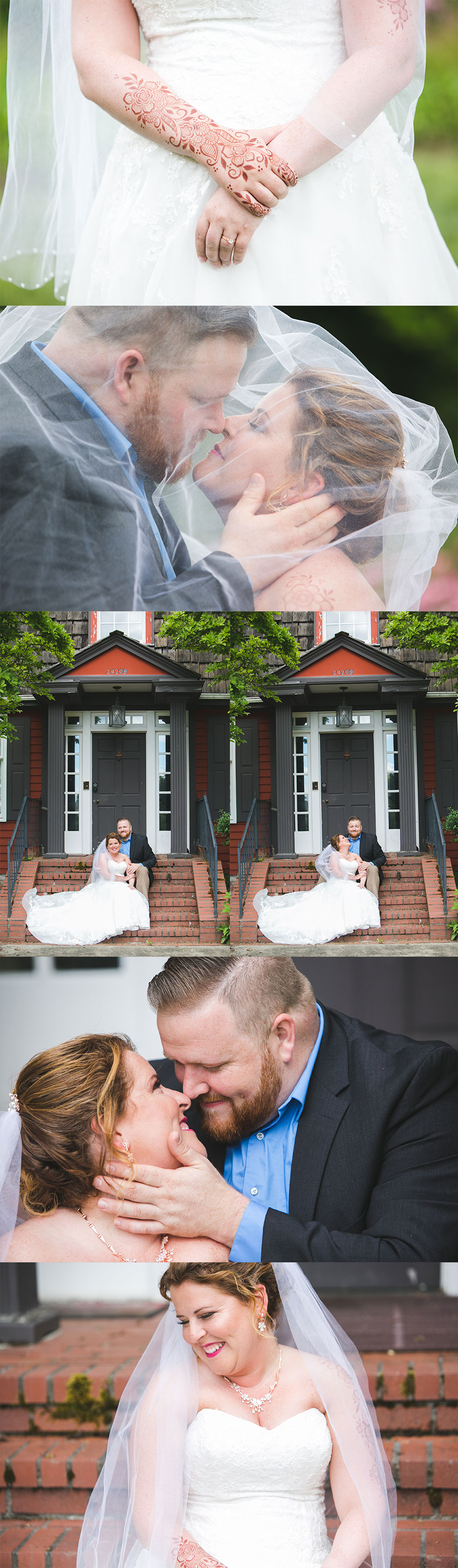 Wedding Photography in Washington by Michelle Newell