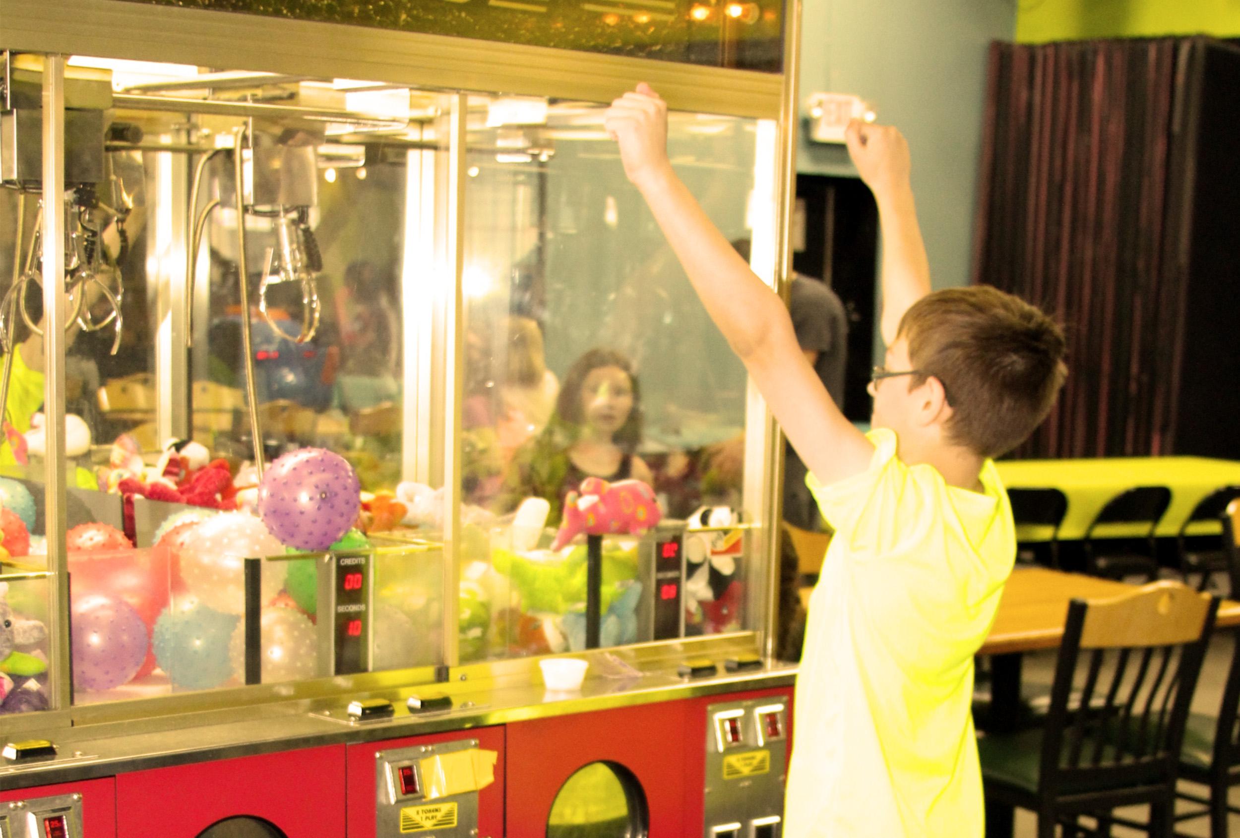Jungle George Kids Favorite Fun Place