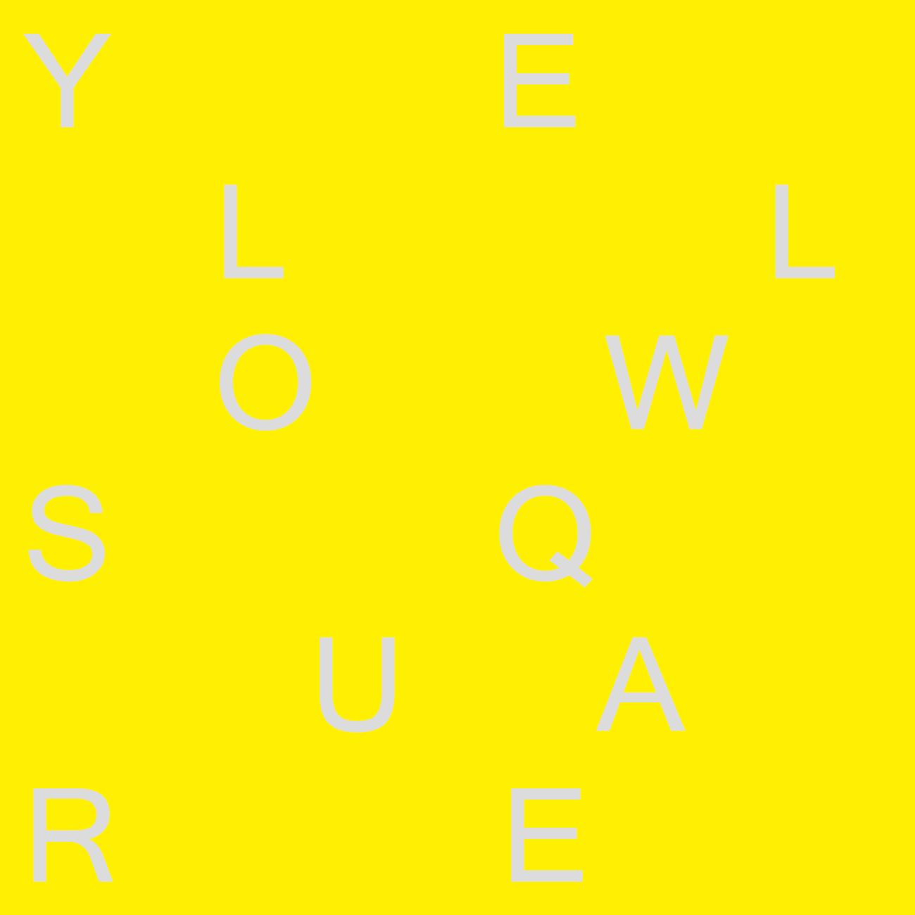 #YELLOWSQUARE
