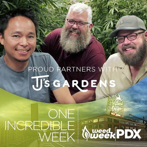Weed Week is just around the corner November 30th - December 4th, cumulating on Sunday at the NW Cannabis Classics. We will be there with our partners @tjsorganicgardens & @reeferdistribution providing guests with samples of our small batch, artisan, award winning edibles. We hope to see you there throughout the week of festivities! #WeedWeek #NWCannabisClassics #TasteofTerpenes #Portland #PDX #TJsGardens #EatCannavore #ReeferD #CannabisEvents #CannabisCompetition #CannabisCulture #Cannabis