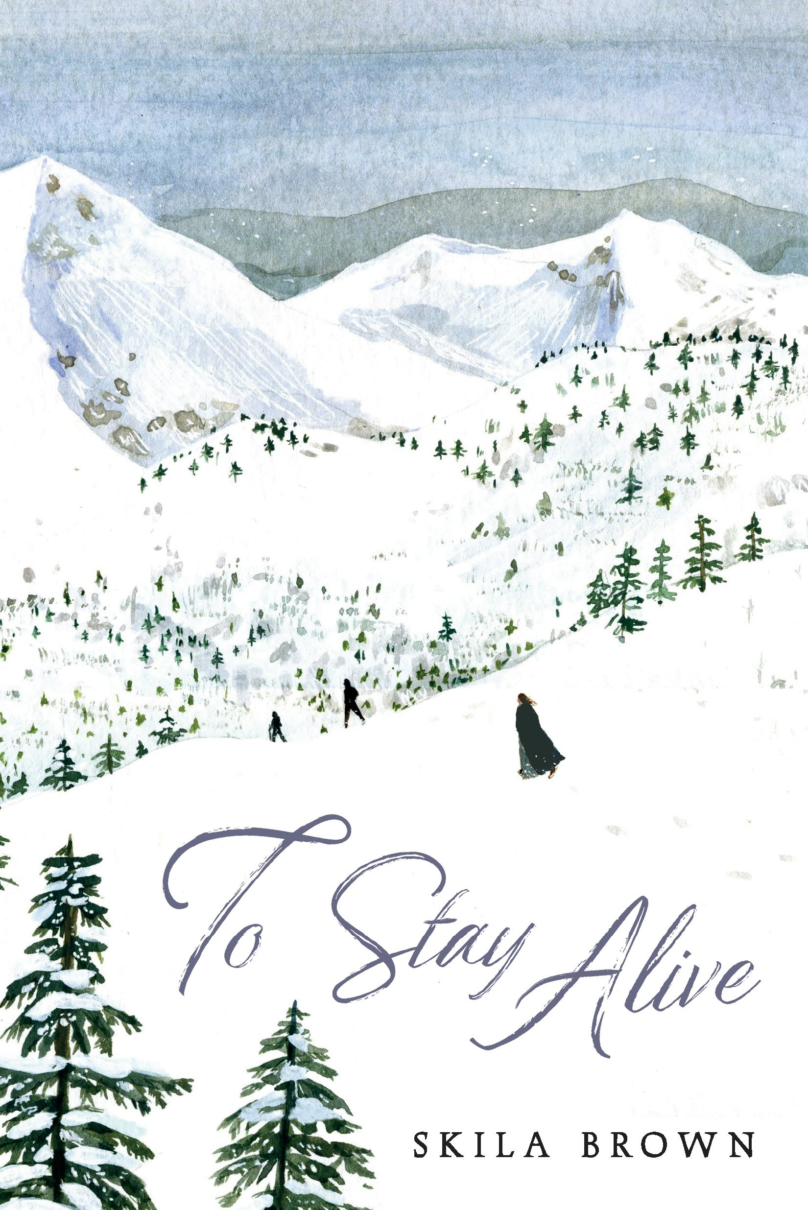 To Stay Alive: The Donner Party