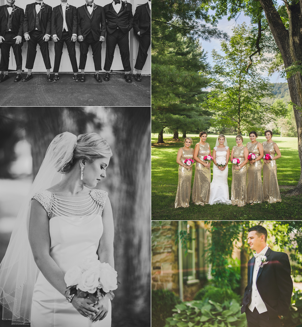 Southern Ohio Wedding Bridesmaids