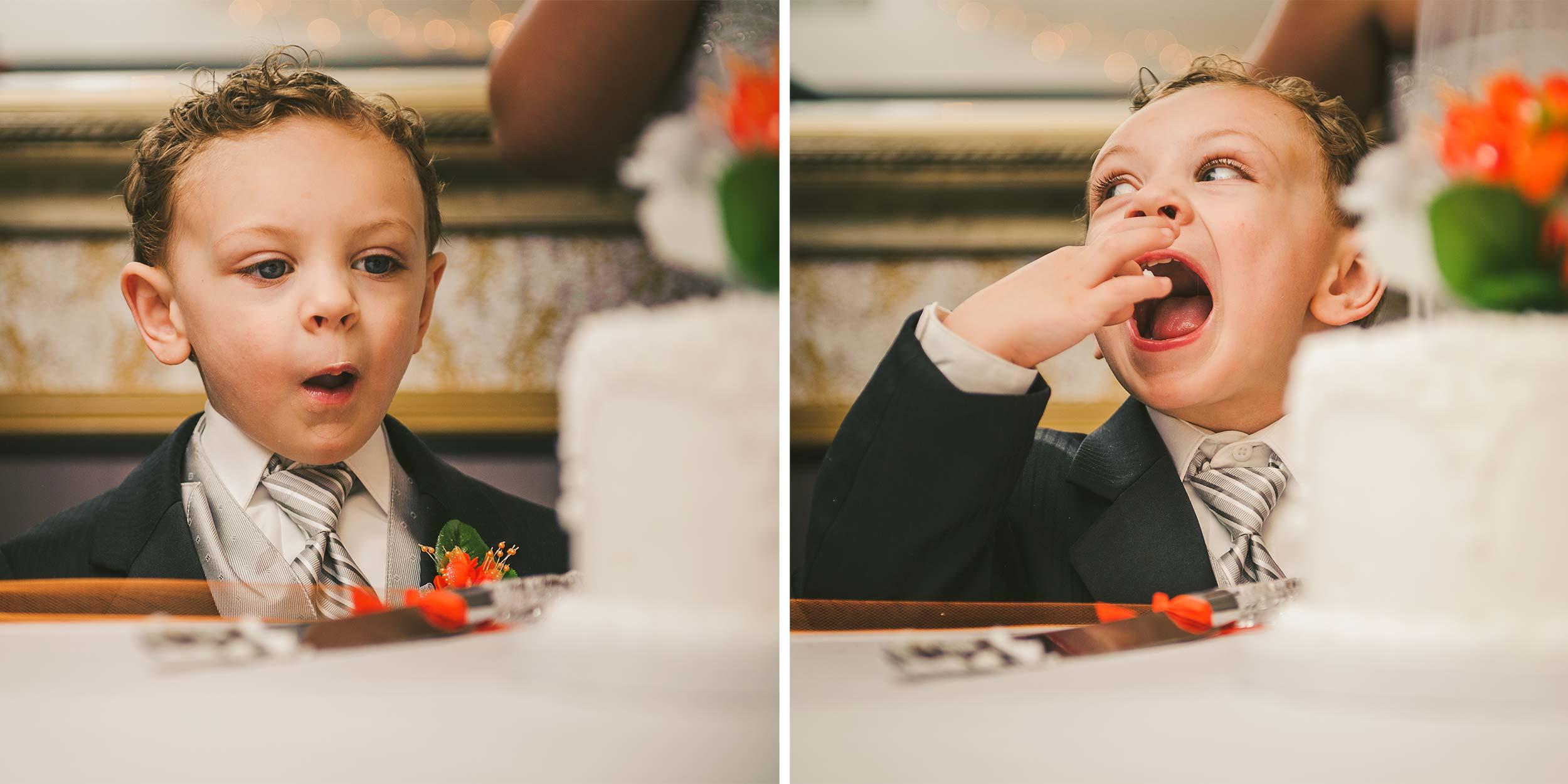 candid-wedding-reception-boy-staring-at-cake.jpg