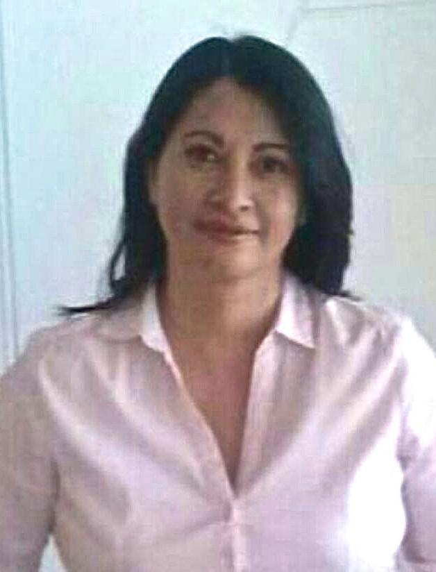 Sangolqui community member and sociologist, Sheyla
