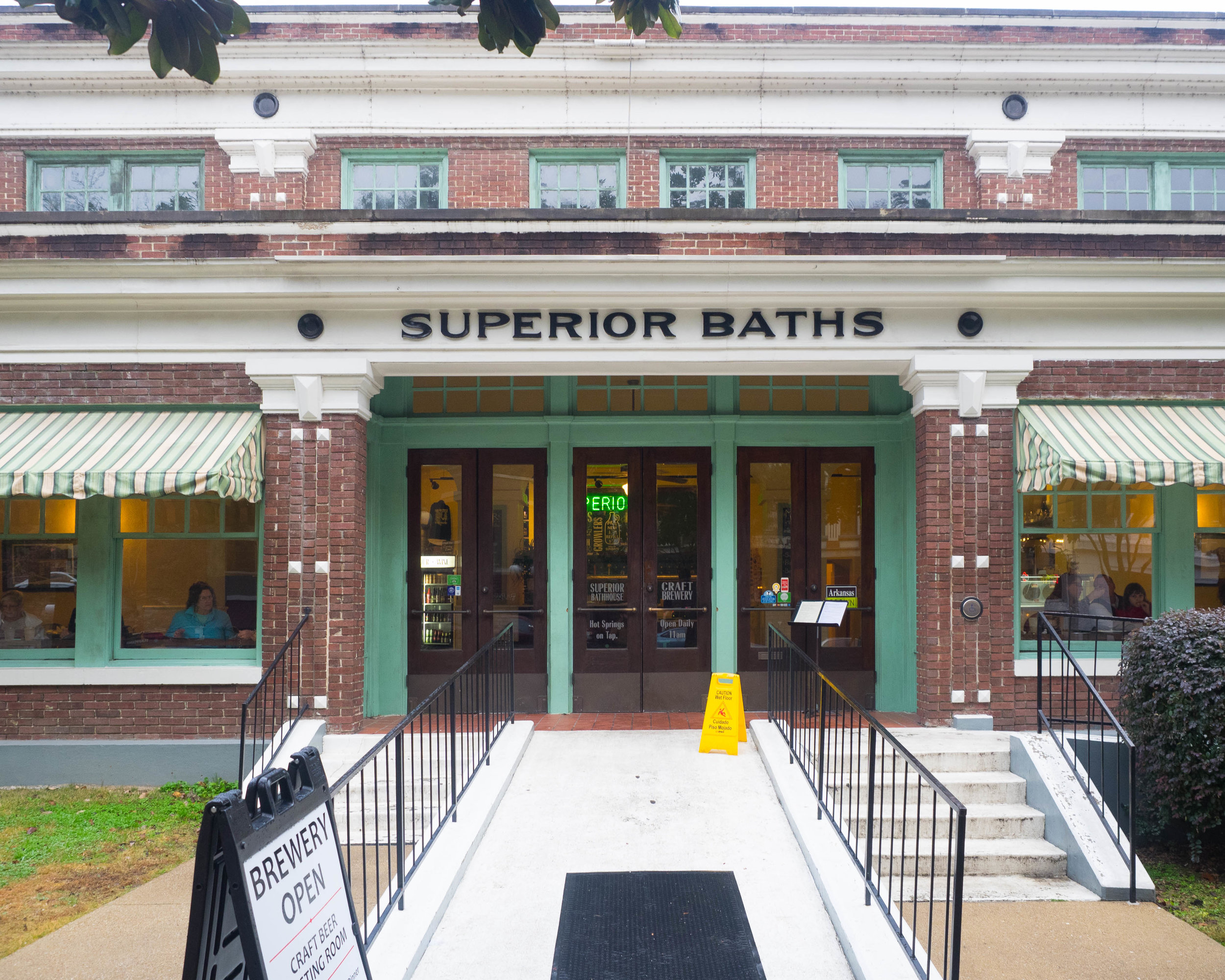 superior bathhouse.