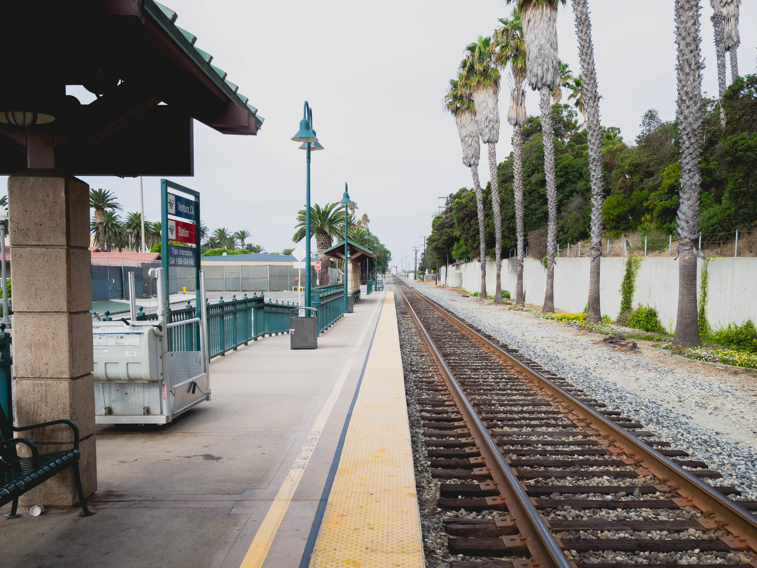 ventura amtrak station.
