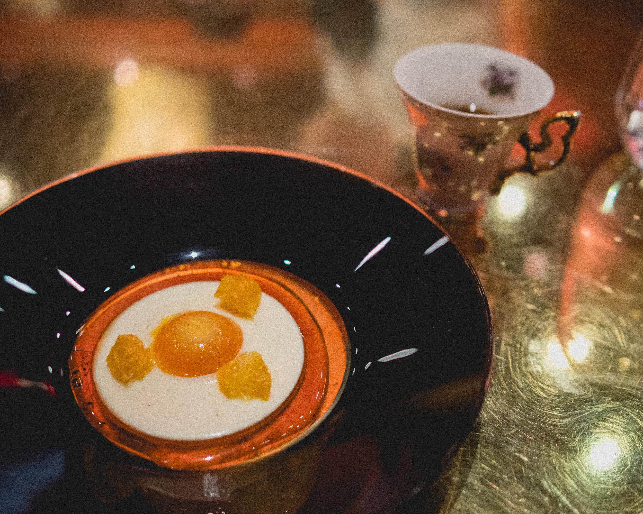 catalan egg.