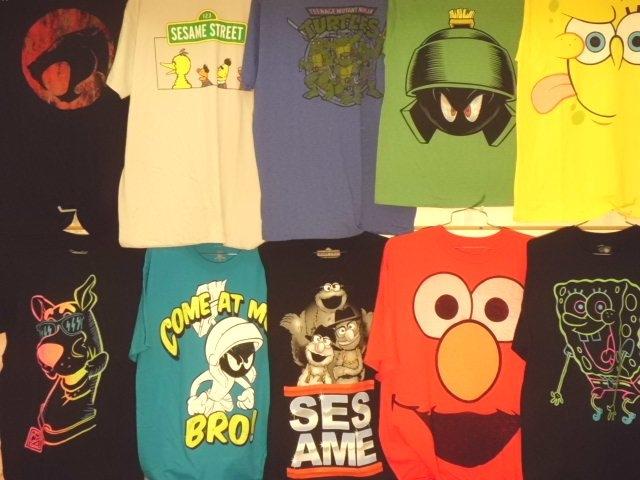 Shirt : Tees - 72 per case