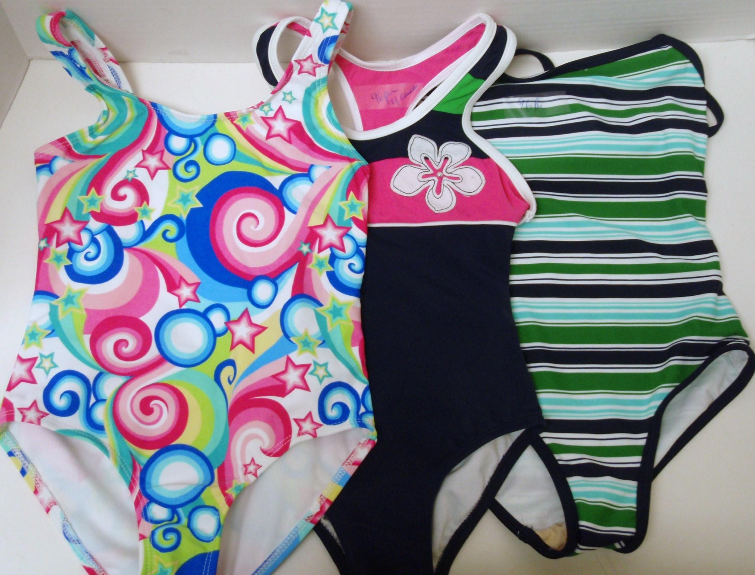 Girl's 1pc Assorted Stripe/Floral/Stars - 96 per case