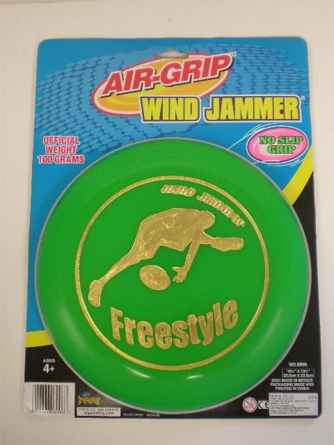 Frisbee: Wind Jammer #8996