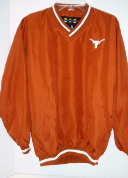 LONGHORNS: Pullover Orange (ADULT & YOUTH) VERY lIMITED qUANTITIES AVAILABLE