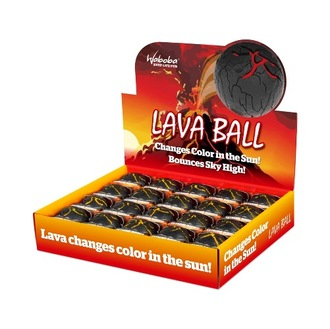 Waboba Ball : Lava Ball 20 PER DISPLAY