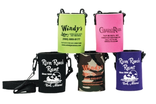 Hang Koozies : 300 Minimum $3.50 One Color, One Sided Print Only