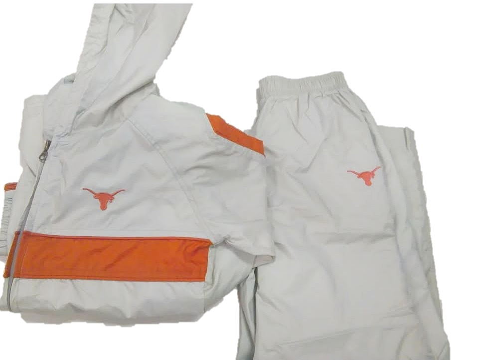 LONGHORNS: 2 PC WINDBREAKER- YOUTH LIMITED QUANTITIES AVAILABLE