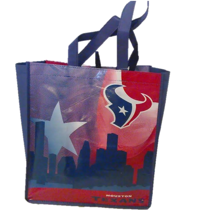 TEXANS: REUSABLE BAG LIMITED QUANTITIES AVAILABLE