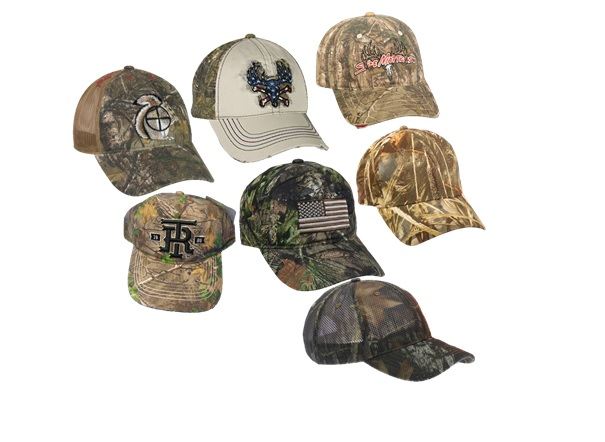 ASSORTED UNISEX HUNTING HATS