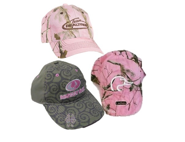 ASSORTED LADIES HUNTING HATS