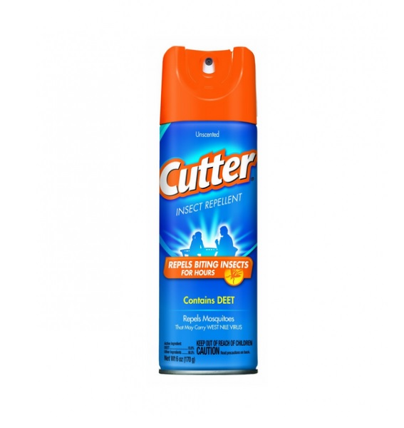 REPEL: CUTTER INSECT REPELLENT CONT. SPRAY 10% DEET UNSCENTED 6 OZ