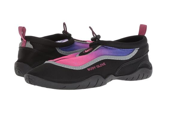 Womens Body Glove Riptide III Neon Purple-Neon Pink