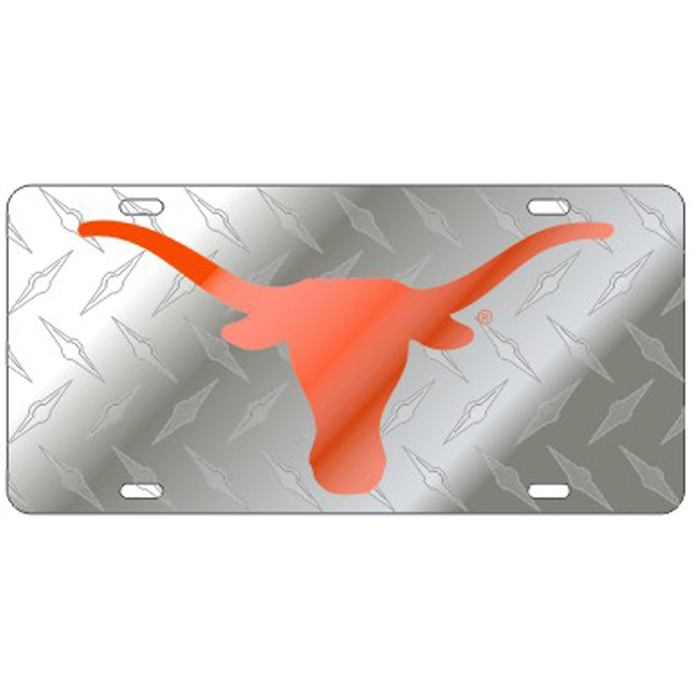 texas longhorn license plate, qty 438