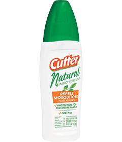 cutter natural insect repellent pump , 12 per