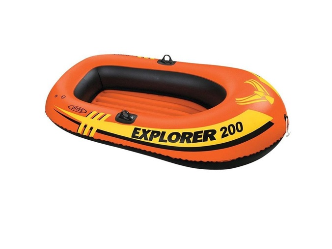 "Intex : 2 Man Boat : 73""x37"" : Item # 58330EP (3/case)"