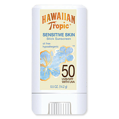 Hawaiian Tropic spf 50 Sensitive skin Stick