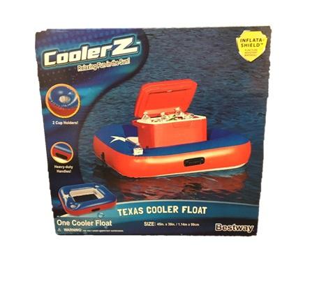 Texas Cooler Float