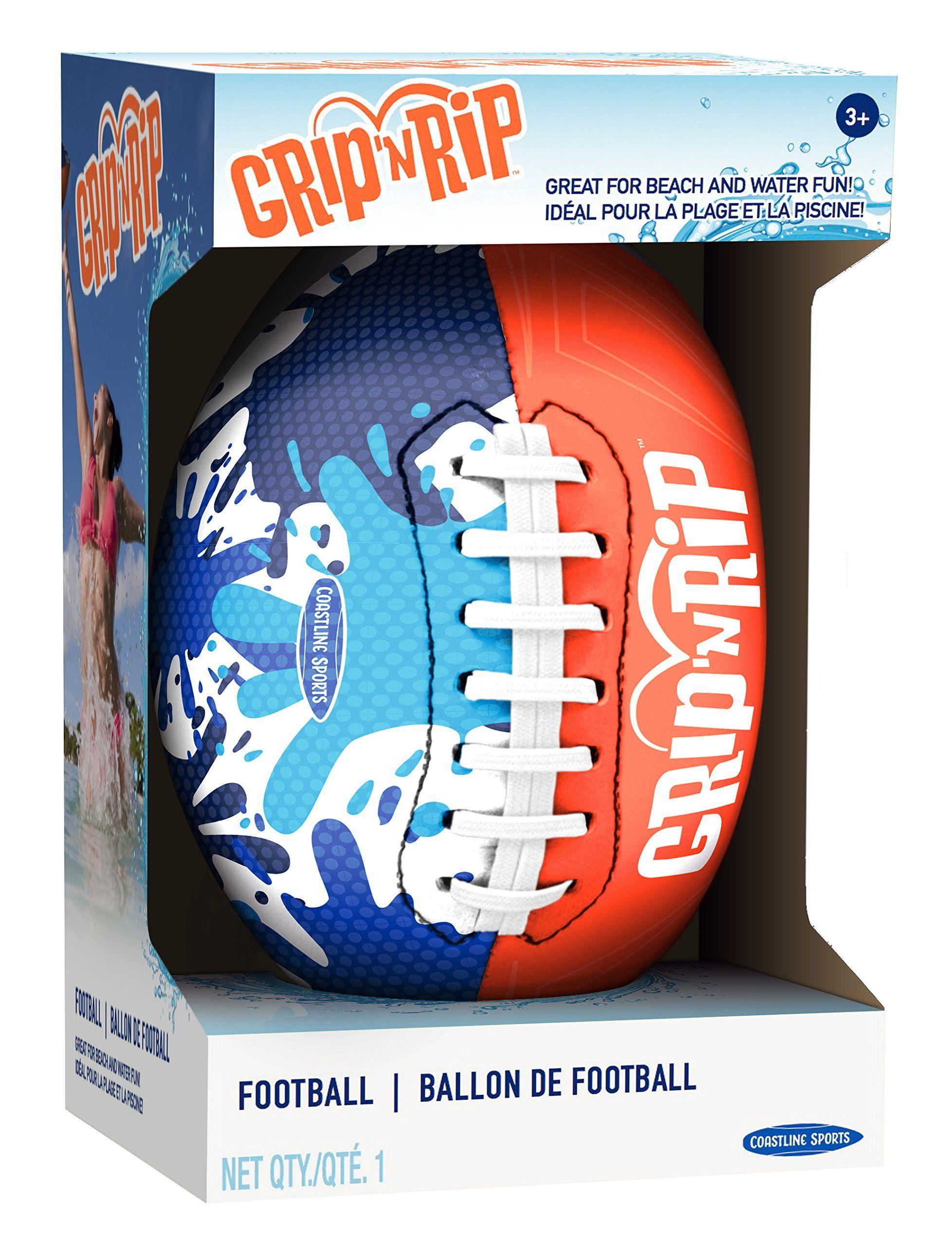 Grip N Rip Football