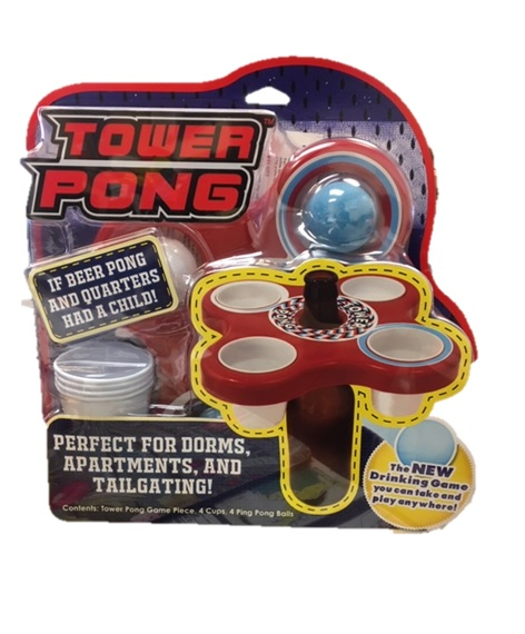 TOWER PONG