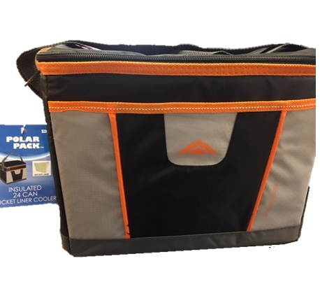 Polar Pack 12 can bucket liner cooler