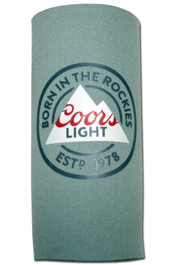 Coors light koozie
