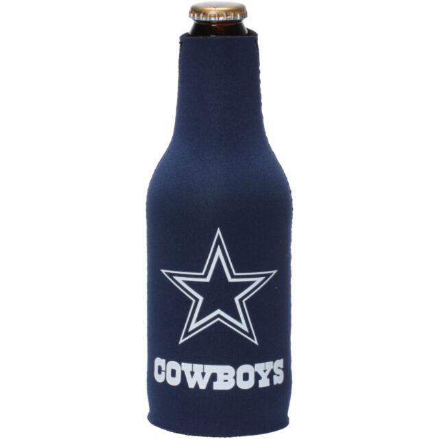 Cowboys Bottle Suit Koozie