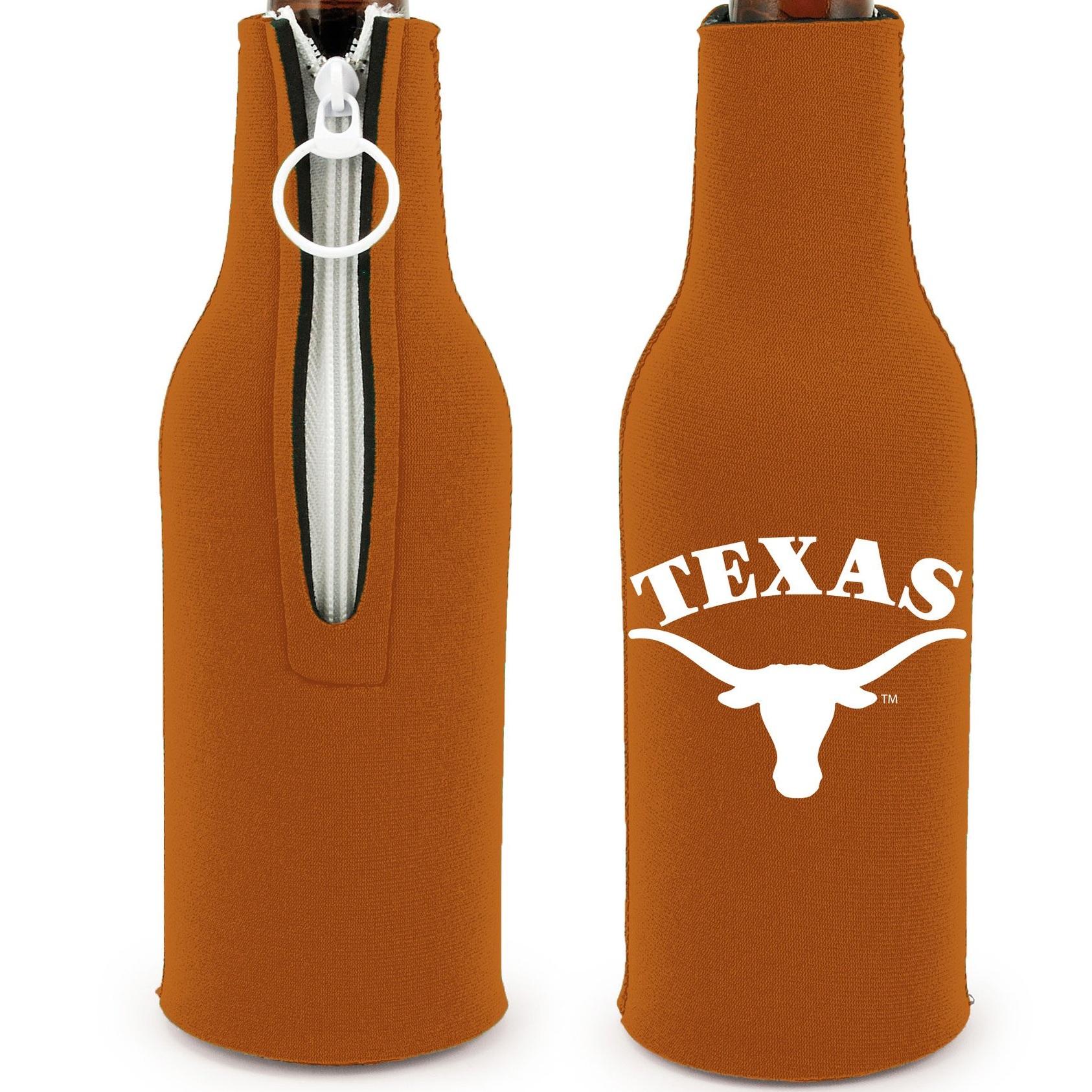 Texas Bottle Suit Koozie