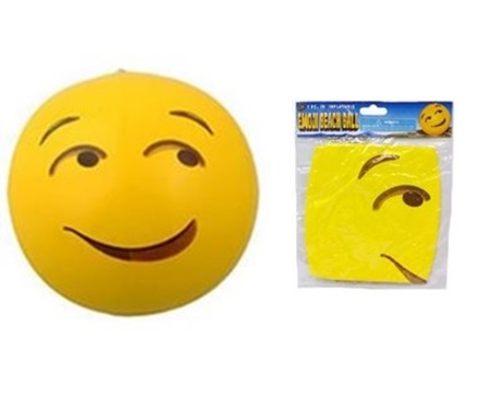 Emoji Beach Ball