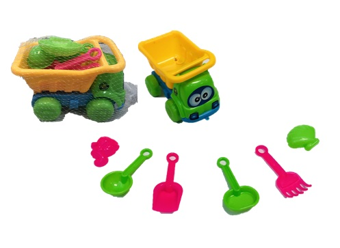 Kids Stuff Beach Truck pre priced $3.99