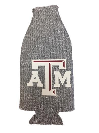 Texas A&M Bottle Suit Koozie
