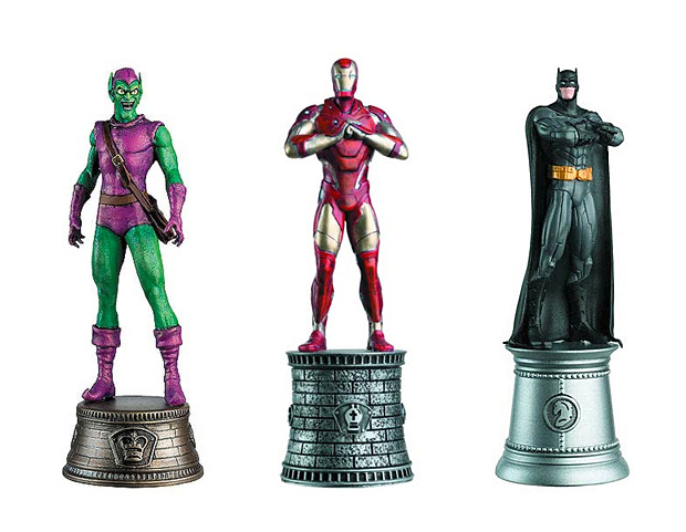 Super Hero Chess