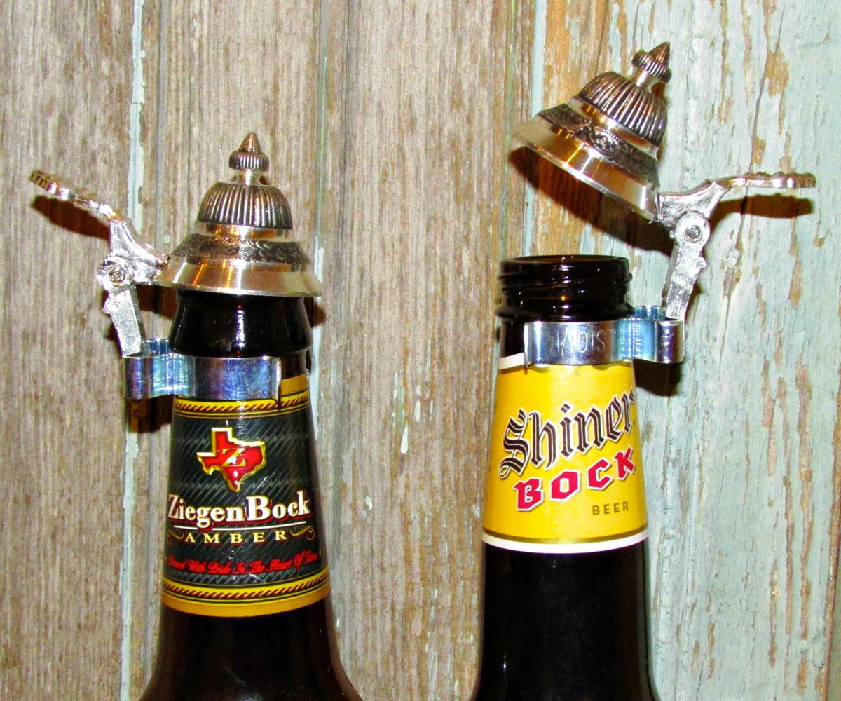 Bottle Stein Lid